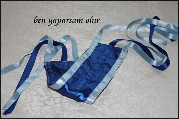 Mavi Sac Bandi