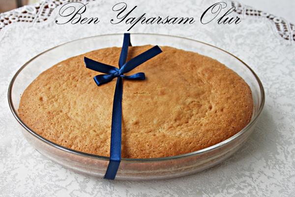 Yogurtlu Mini Kek- Mini Joghurt Kuchen