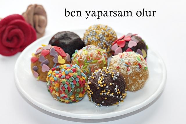 Top Kek -Cake Balls